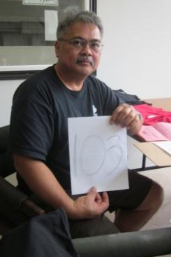 GM Clarence Emperado Luna
