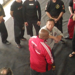GM Al Dacascos spreading the WHKD word