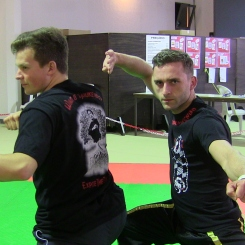 Kajukenbo team Germany