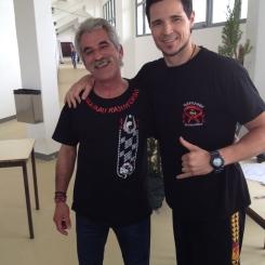 Master Javier Esteban of Spain